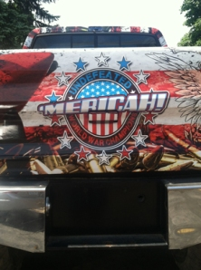 Mericah!  Undefeated World War Champs