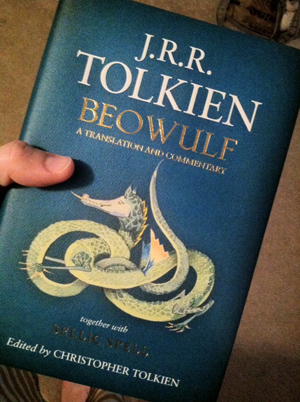 J.r.r. tolkien essay on beowulf