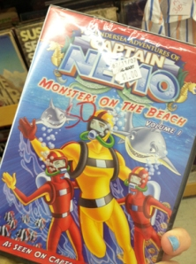Captain Nemo DVD