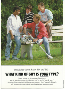 What Kind of Guy is Your Type?