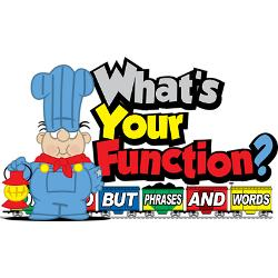 Conjuction, What's Your Function?