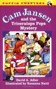 Cam Jansen and the Triceratops Pop Mystery