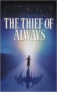 The Thief of Always, by Clive Barker