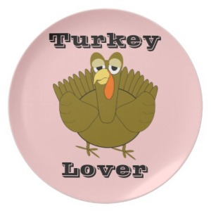 Turkey Lover Plate