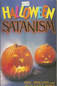 HALLOWEEN AND SATANISM Cover