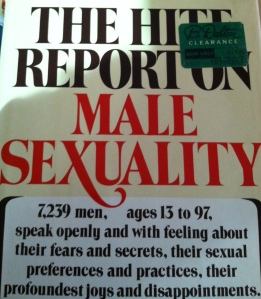 Report on Male Sexuality