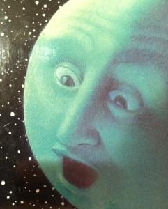 Moon's O Face