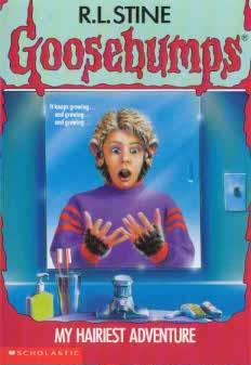 Goosebumps: My Hairiest Adventure