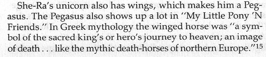 Pegasus Death-horse