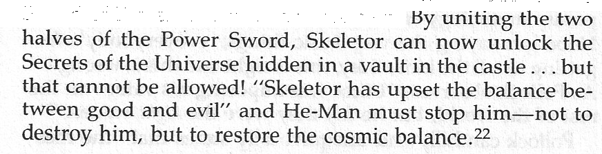 All about Skeletor