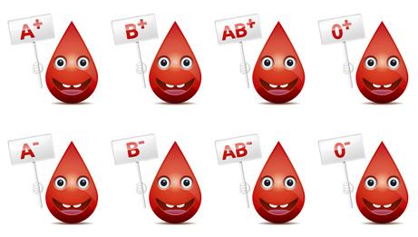 blood type japan dating
