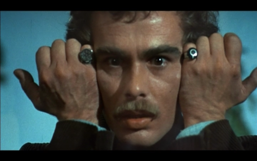 Dean Stockwell, The Dunwich Horror