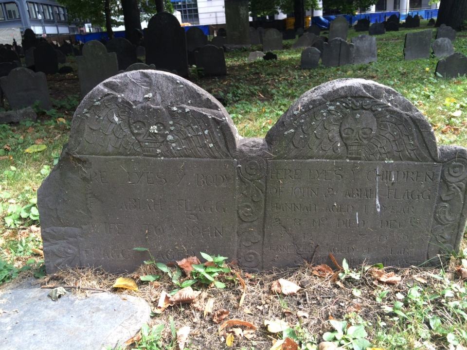 Children's headstones