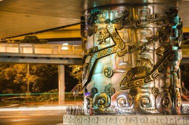 Dragon Pillar, Shanghai