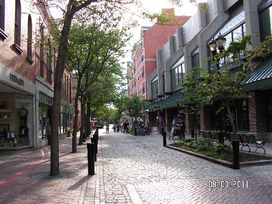 Essex Street, Salem Massachusetts