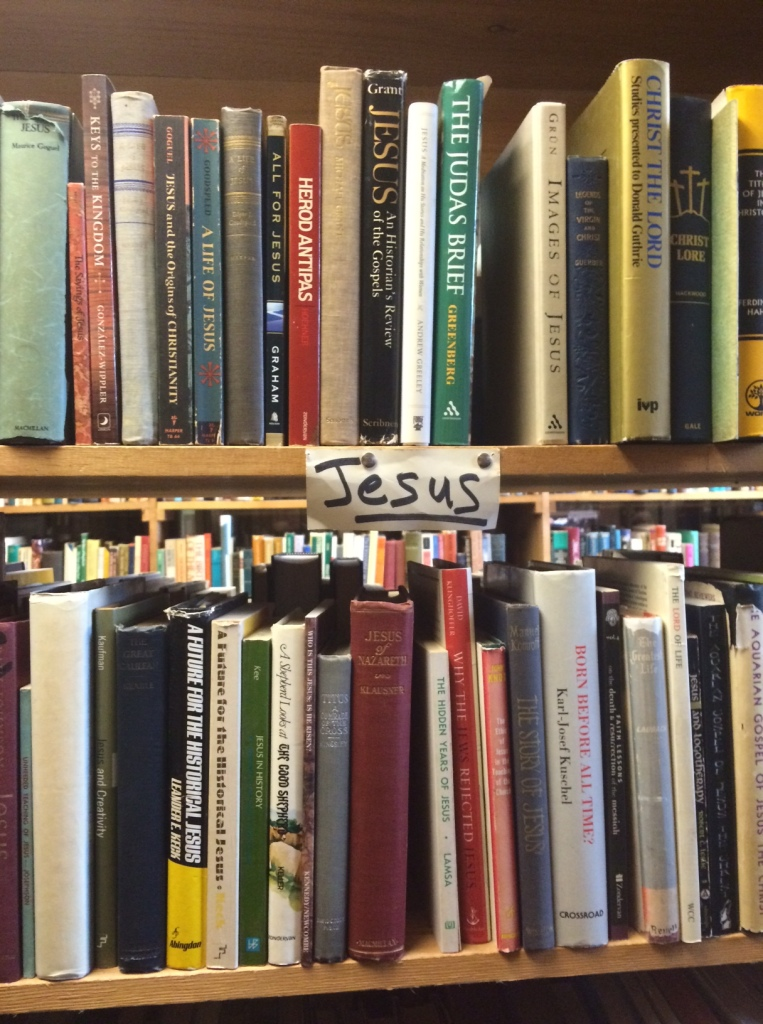 Jesus, John K. King Used & Rare Books, Detroit