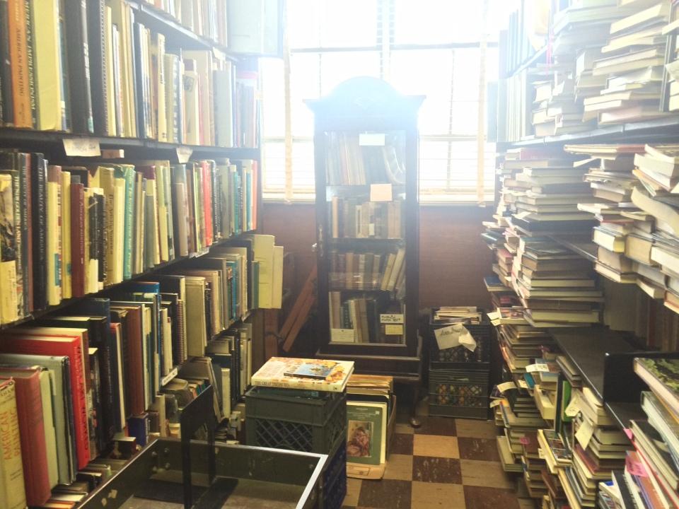 John K. King Used & Rare Books, Detroit