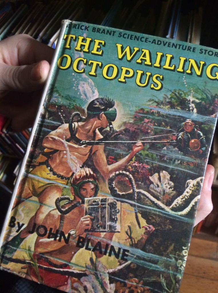 The Wailing Octopus, John K. King Used & Rare Books, Detroit