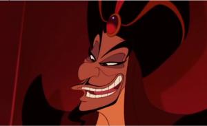 Aladdin, Disney, Jafar