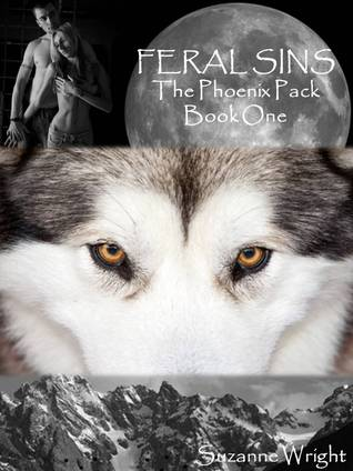 Erotic paranormal romance: Feral Sins, by Suzanne Wright