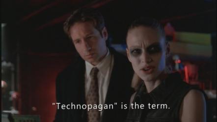X-files, Invisigoth, hacker