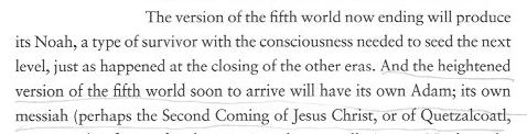 Jesus or Quetzacoatl