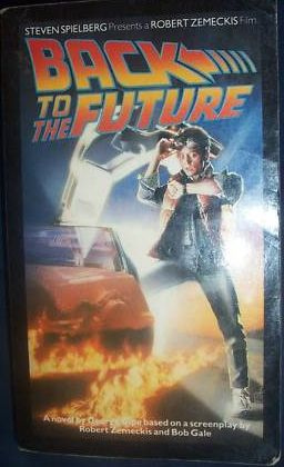 Back to the Future novelization